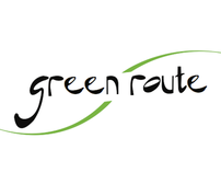 Logo Design - Green Route