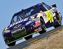 Hendrick Motorsports Website