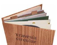 Travesía circular - Experimental Book