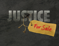 Justice for Sale | Kinetic Typography