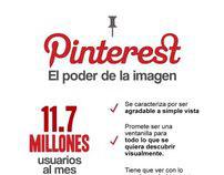 Infografía: Pinterest, el poder la imagen