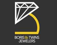 Boris & Twins Branding