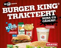 Burger King flyer