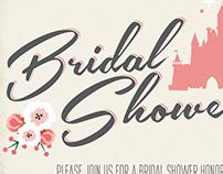 Disney Bridal Shower