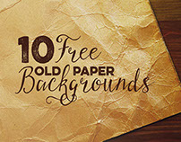 10 Free Grunge Paper Backgrounds