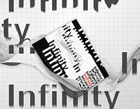 infinity [편집디자인]유한의 세계에서 무한을 말하다