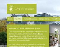 Cafe-R Restaurant
