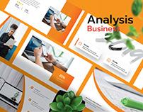 Data Analysis - Business Presentation Template