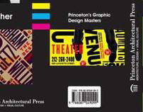 Princeton's Graphic Design Masters: Book Cover Series