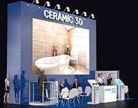 Ceramic 3D - BATIMAT RUSSIA 2017