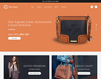 The Gusto Bag Shop Online
