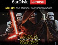 Lenovo & Sandisk