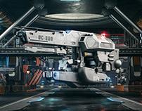 UC 800 (War Machine)