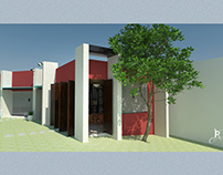 Gourmet Area - Architecture