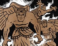 Free Comic Book Day 2017 Print