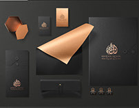 Khulood Aloudha Branding