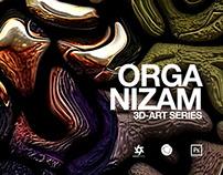 ORGANIZAM - 3D-Art Series