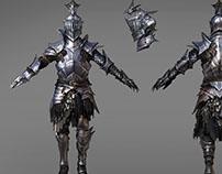 Ancient Fantasy Armor