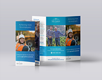 Achieving More for Employers Tri-fold Flyer