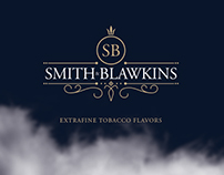 Smith & Blawkins // Logo & Packaging