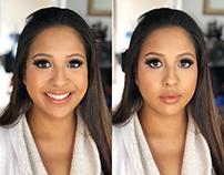 Jill - Baby Shower Makeup