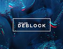 Taylor DeBlock Music: YouTube Header
