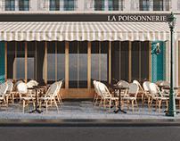 LA POISSONNERIE - PARIS