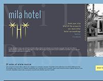 Website design - tourism