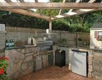 Built in BBQ's / Outdoor Kitchens