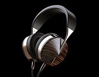 FADO Audiophile high-performance headphones concept