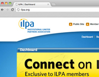 Institutional Limited Partners Association—Banner Ads