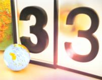 33 TV Branding - TV3, Televisión de Catalunya