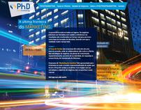 Ph.D website