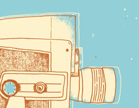 Camera Illustration