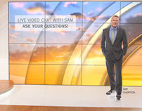UI/Big Web: Ask Sam Champion Live Webcast (weather.com)