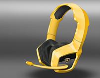 Lamborghini Gaming Headset