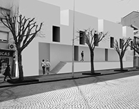 Collective Housing in Fundão