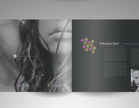 12-Pages Photographer Photofolio Template