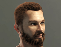 Man Character