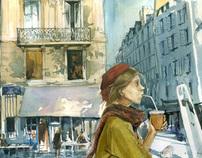 Парижские каникулы