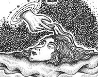 Transições (illustration)