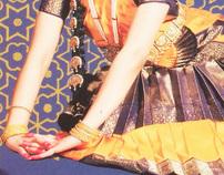 Danisha | Dance Invitation and Brochure Design