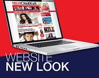 Tellychakkar.com Website Design
