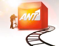 Antenna Group / Ant1 rebrand