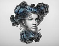 Ink Cloud Effect Barbara