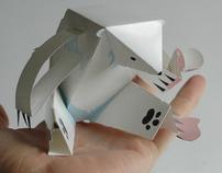 WWF paper kit