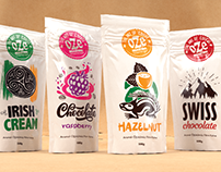 Oze Kahve - Packaging