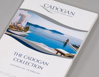 Cadogan Travel Brochure