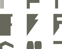 F - A letterform study