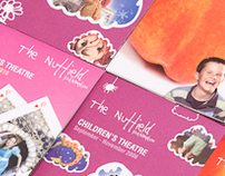 The Nuffield Theatre Children's Brochures